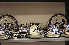 20th cent. Ceramics: Booths