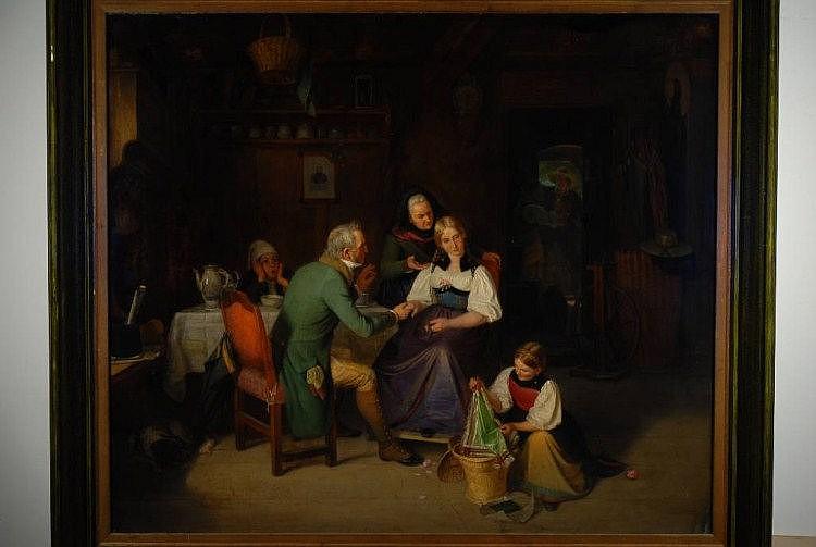 Schön, Friedrich Wilhelm, 1810 Worms - 1868