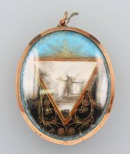 Pendant, England 1840s,