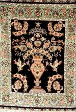 Chinese Silk Hereke,