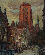 Gerhard Graf, 1883 Berlin-1960 Stockholm,