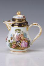 Miniature jug, Meissen, 1780