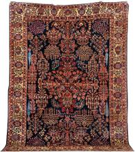 us sarough, ## west persia, end of 19th century,