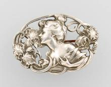 Blossombrooch, France approx. 1900s
