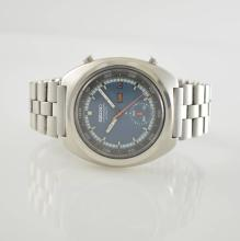 SEIKO gents wristwatch with chronograph