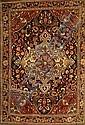 Feiner Djosan alt, Persien, ca. 50 Jahre,