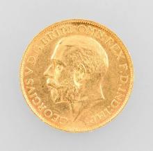 Gold coin, Sovereign