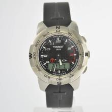 TISSOT multifunctional wristwatch T Touch