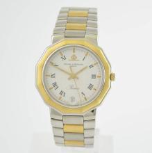 BAUME & MERCIER gent's wristwatch series Riviera