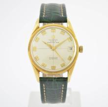 UNIVERSAL GENEVE Polerouter Date gent's wristwatch