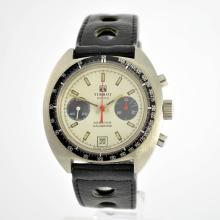 TISSOT manual winding chronograph Seastar Navigator