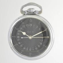 HAMILTON military pocket watch for die US- Navy
