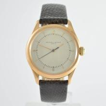 VACHERON & CONSTANTIN fine gent's wristwatch in 18k gold