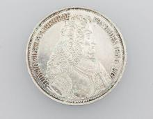 Silver coin, 5 Mark, Germany, 1955
