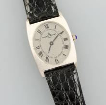 18 kt gold wristwatch Baume & Mercier