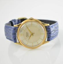 RADO gent's 14k yellow gold wristwatch