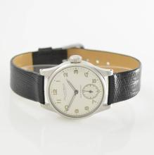 IWC wristwatch in stainless steel