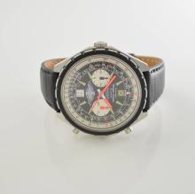 BREITLING rare chronograph Morgan Drivers Europe