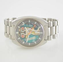 BULOVA gent's wristwatch Accutron Spaceview