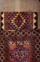 Karakalpak 'Napramatsch', Central Asia, circa 1930