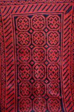 Kirgiz 'Main-Carpet', Kirgizistan Central Asia, circa