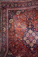 Large Ekbatan, Persia, circa 1930, wool/cotton, condition: