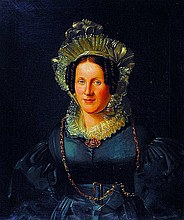 Unidentified painter, France, around 1830,