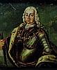 Unidentified portraitist, Portrait of Franz