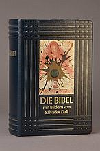 The Bible, illustrated by Salvador Dali, Pattloch Verlag