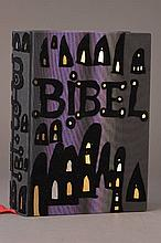 The Bible, illustrated by Friedensreich Hundertwasser