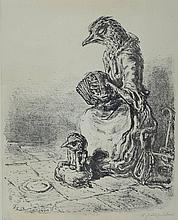A.Paul Weber, 1883-1980, lithograph