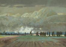 Gustav Ernst, 1858-1945