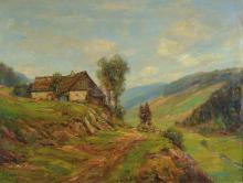 R. Huber, around 1910/20