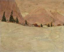E. Rosen, painter 1.H.20th C.