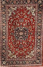 Seiden Ghom, Persien, ca. 30 Jahre, reine