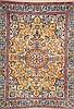 Esfahan fein, Persien, ca. 20 Jahre, Korkwolle auf