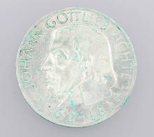 Silver coin, 5 Mark, Germany 1964