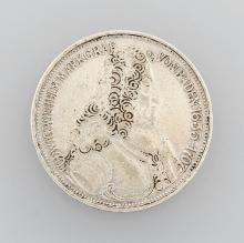 Silver coin, 5 DM, Germany 1955
