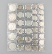 Lot 63 coins, German Reich 1895-1918