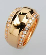 CHOPARD 18 kt gold ring