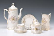 coffee- and Dinner set, german, around 1900