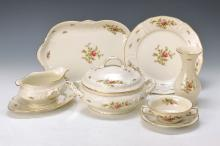 Dinner set, Rosenthal, Classic Rose, fine rosedecor