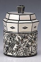 Cookie jar for Bahlsen, Emanuel Margold (1889-1962)