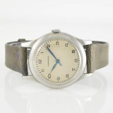 LONGINES gent's wristwatch in stainless steel