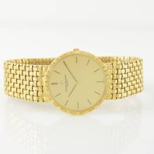 VACHERON & CONSTANTIN 18k yellow gold gent´s wristwatch