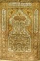 Hereke Seide Sign, Türkei, um 1910, reine
