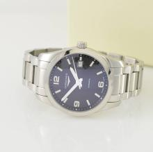 LONGINES self winding gent's wristwatch series Conquest