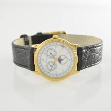 LONGINES Charleston wristwatch with calendar