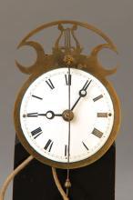 Miniature clock Alpine, to 1830/40