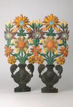 Pair of Altar stands, Italy, 19th cent.